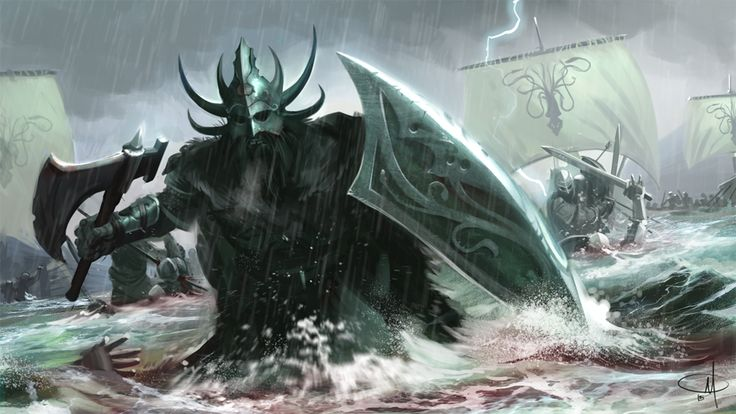 Victarion Greyjoy - Game of Thrones