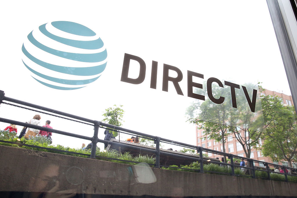 View of the DirecTV Lounge