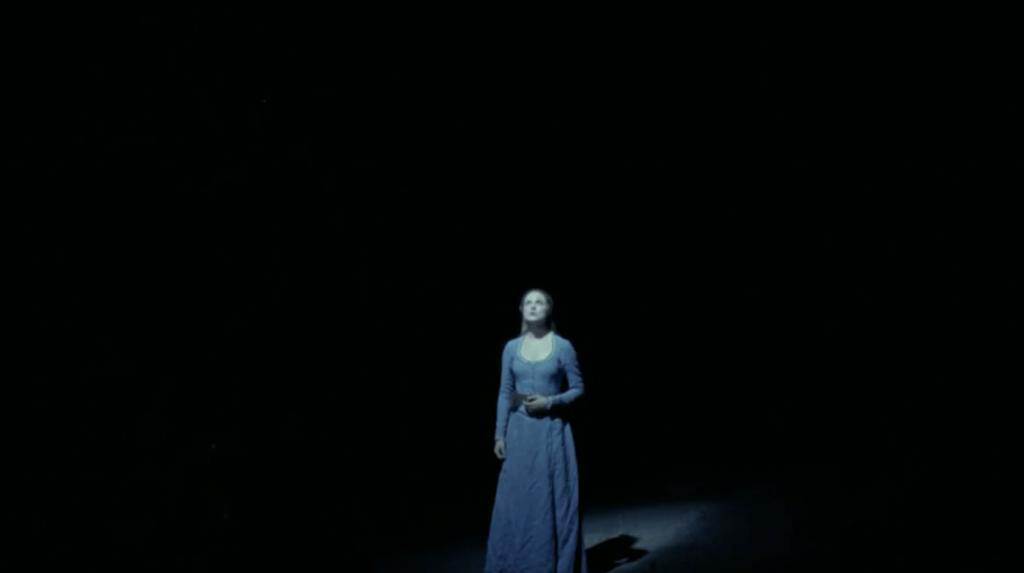 Evan Rachel Wood on Westworld HBO