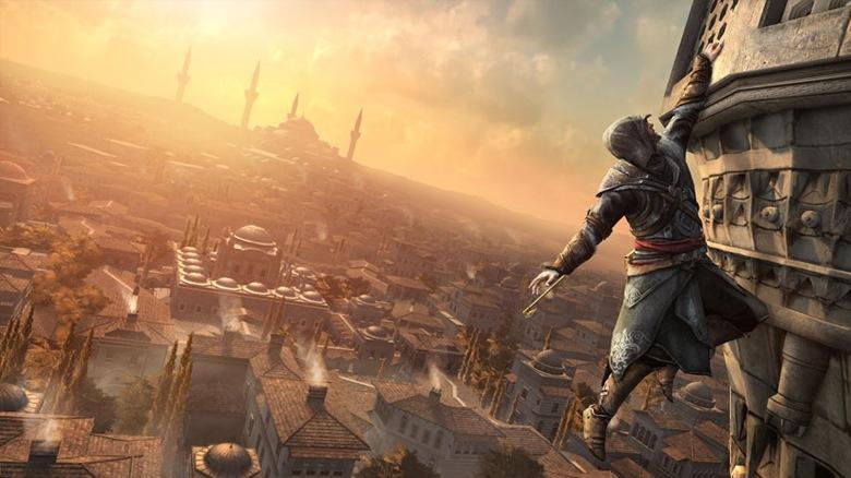 Ezio from Assassin's Creed Revelations
