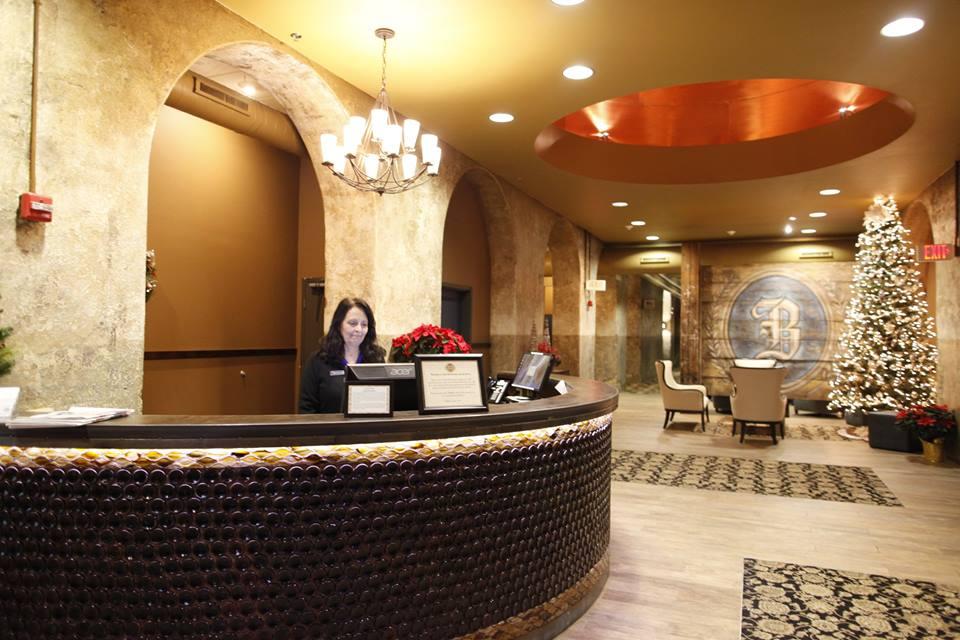 brewhouse inn & suites