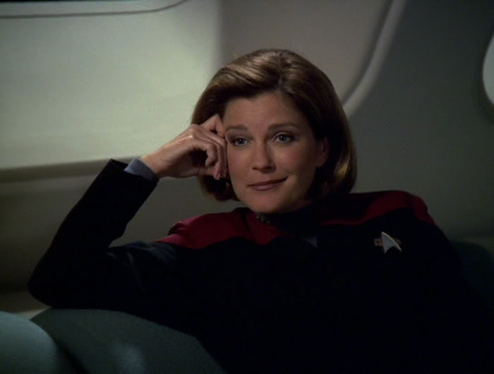 captain janeway and seven of nine relationship advice