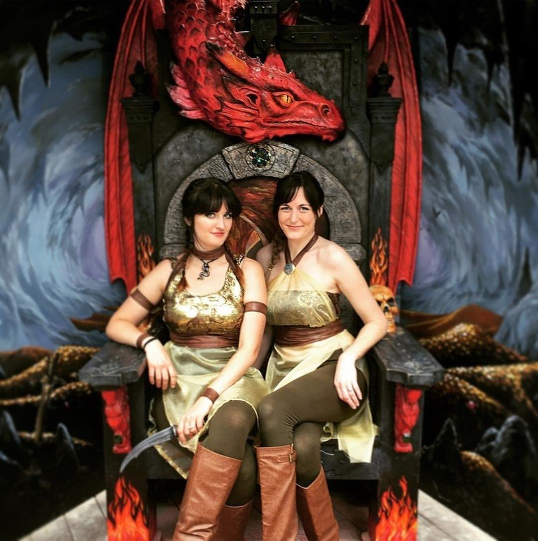Game of Thrones cosplays