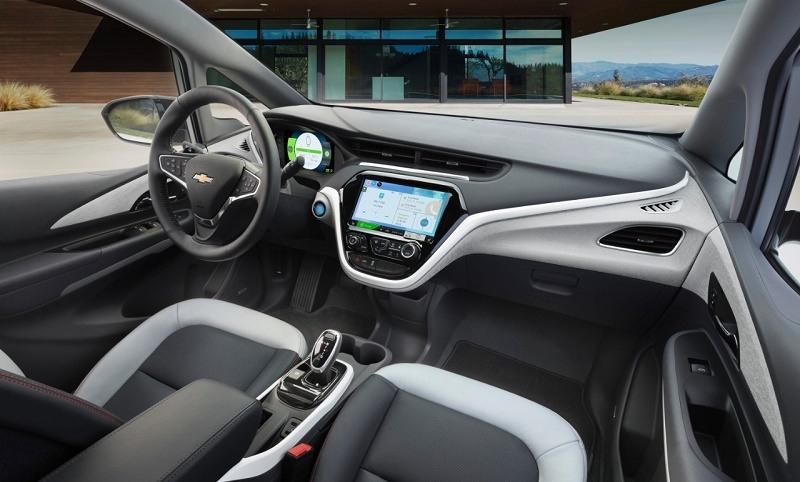 2017 Chevrolet Bolt   Chevrolet