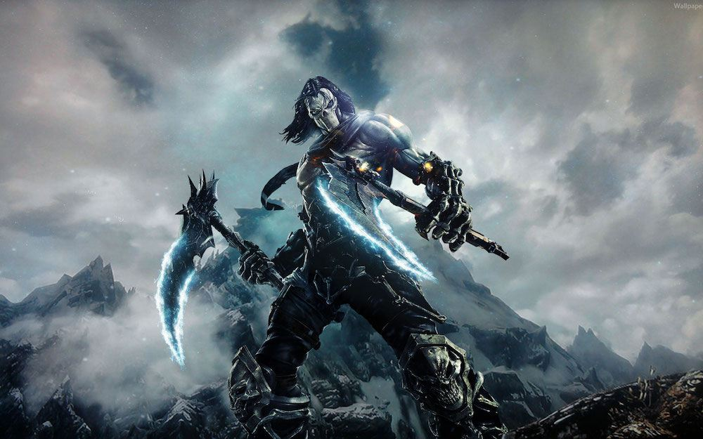Death from Darksiders 2