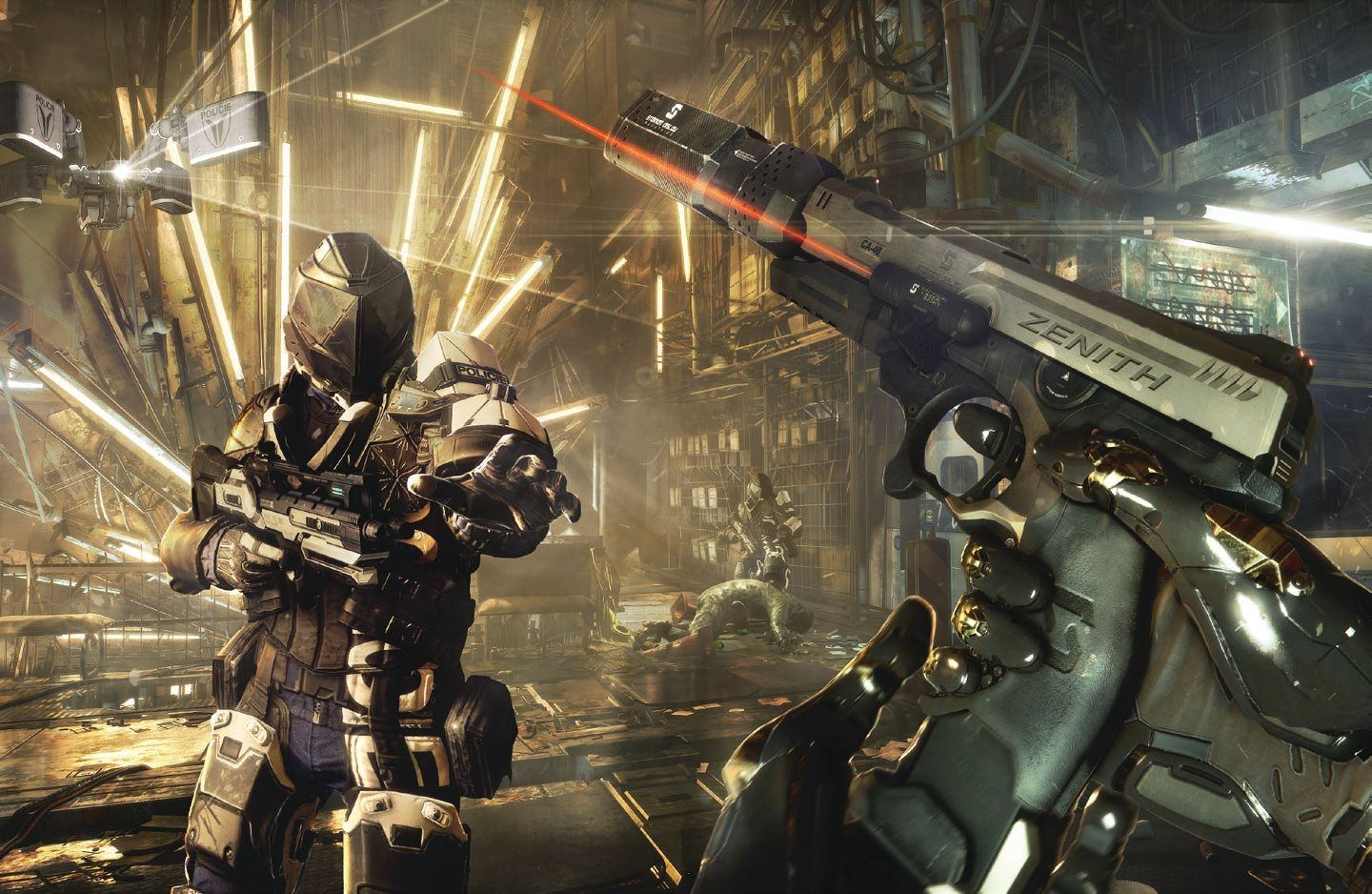 6 Reasons to Play (or Not Play) Deus Ex: Mankind Divided