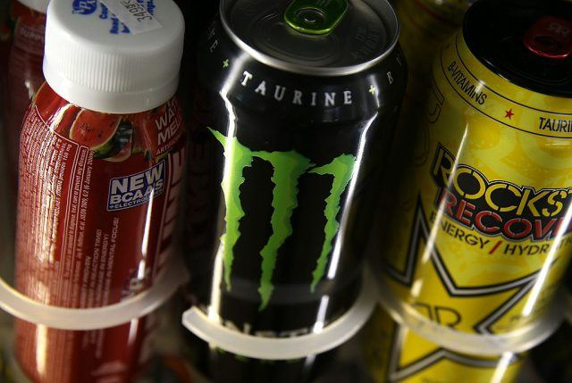 Drinking just one energy drink 'can narrow your blood vessels', experts warn