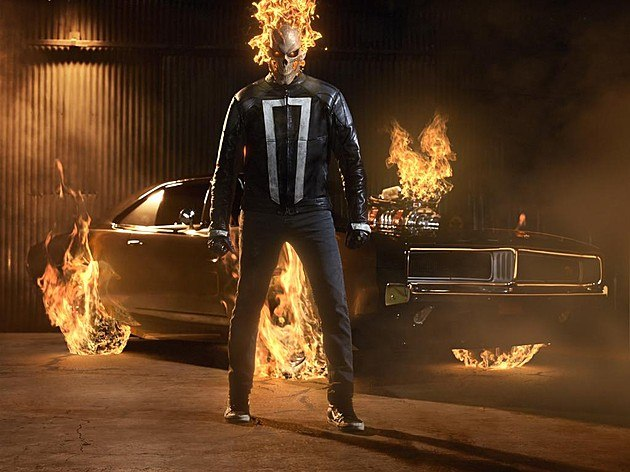 Ghost Rider on Agents of SHIELD Season 5 | The CW