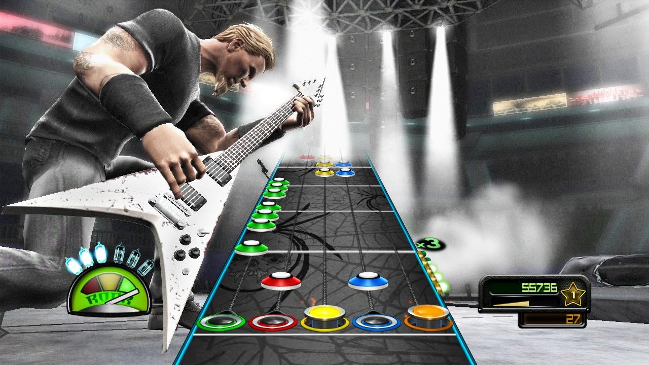 guitar héros xbox
