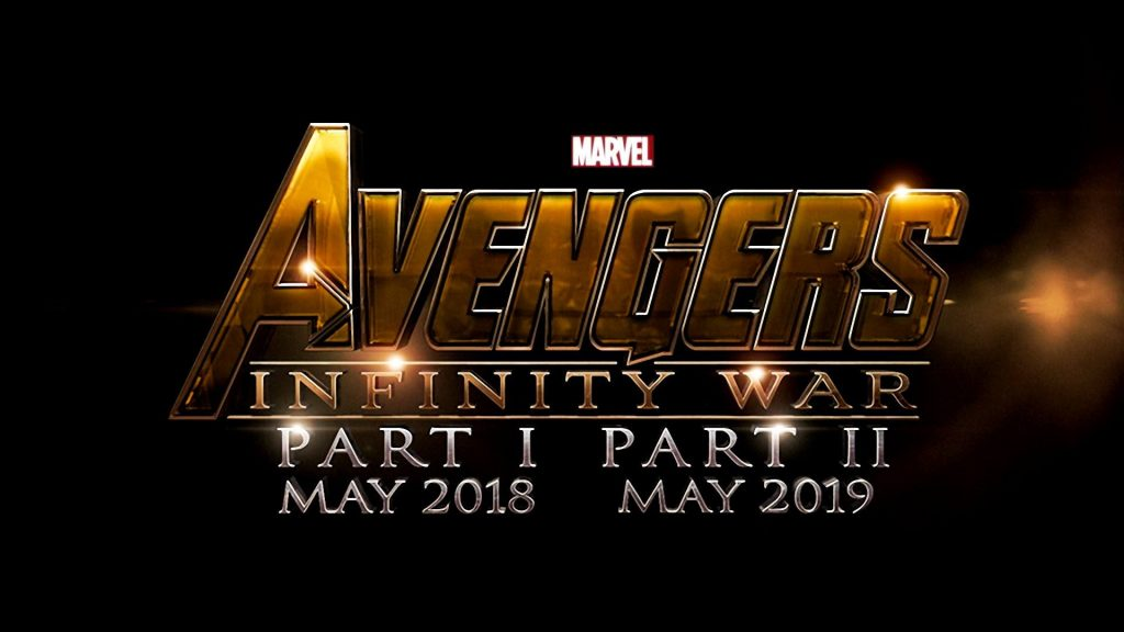 The original announcement for the release dates of Avengers 3 and 4