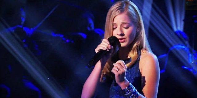 "Jackie Evancho on ""America's Got Talent"""