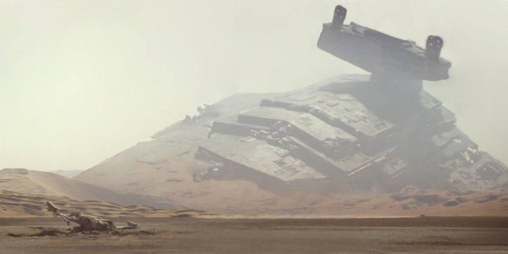 Jakku - Star Wars: The Force Awakens