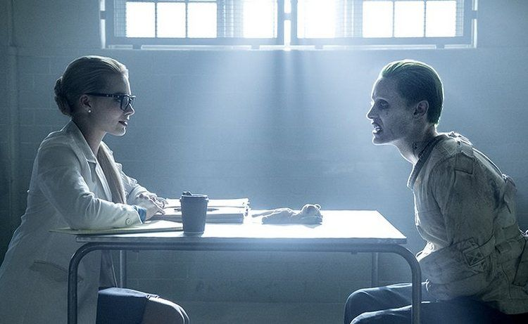 Joker and Harley Quinn - Suicide Squad