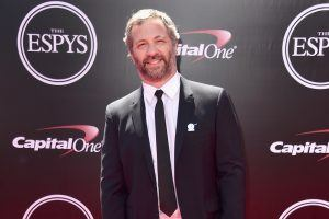 Judd Apatow Says Young Actresses Should 'Run' From Woody Allen
