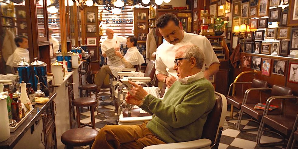 Woody Allen stars in Amazon's Crisis in Six Scenes