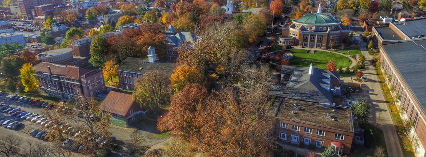 marietta college aerial view
