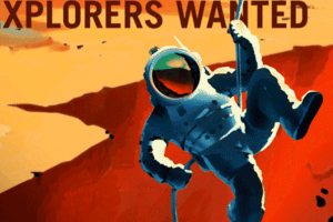 Mars Mission, Anyone? 8 Posters Will Make You Want a Job in Space