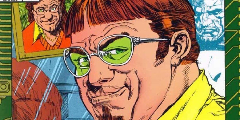 Microchip - Marvel Comics