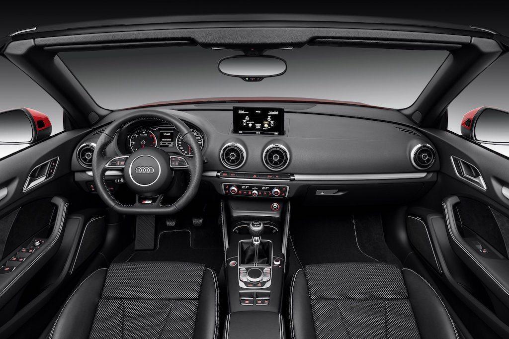 2017 Audi A3 Cabriolet Source: Audi