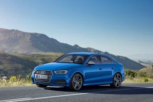 Audi Adds Lots of Tech to 2017 A3, S3