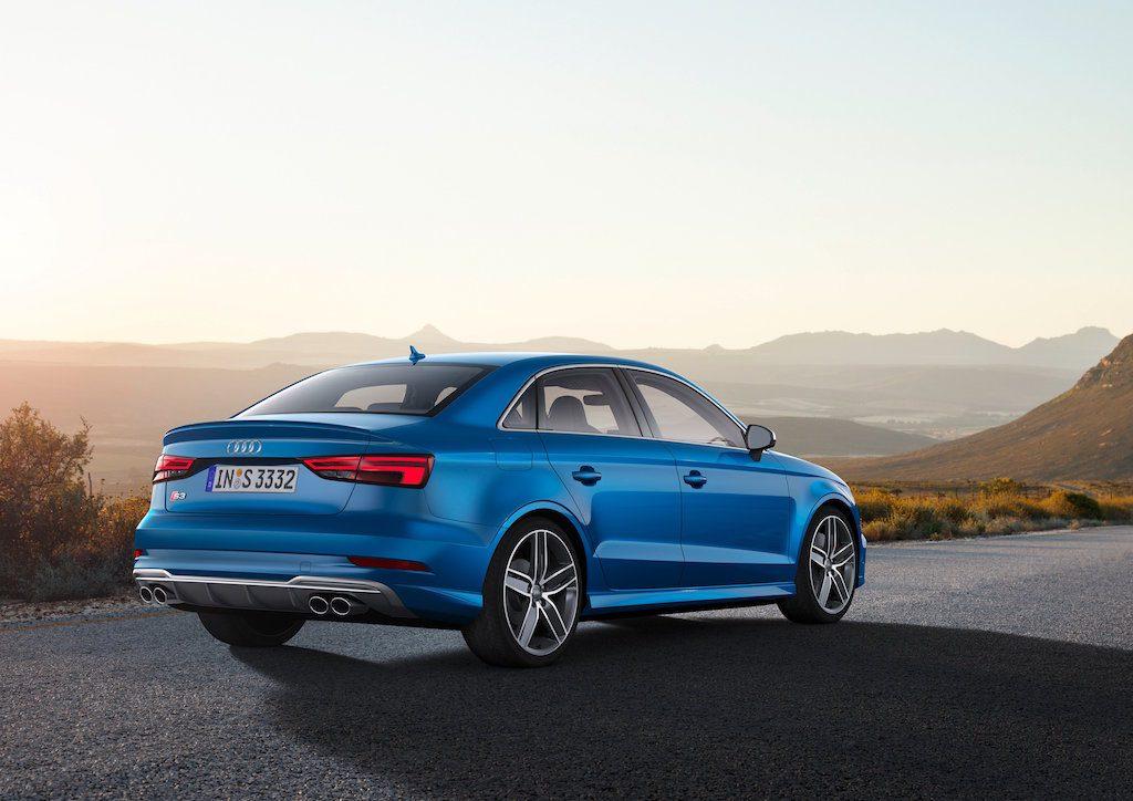 2017 Audi S3 Source: Audi