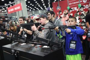 Surprising Reasons This Younger Generation Wants to Keep Their Gun Rights (Despite School Shootings)