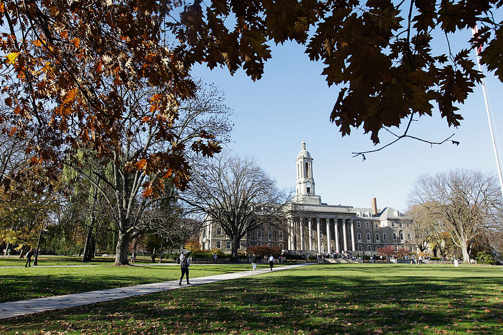 penn state campus