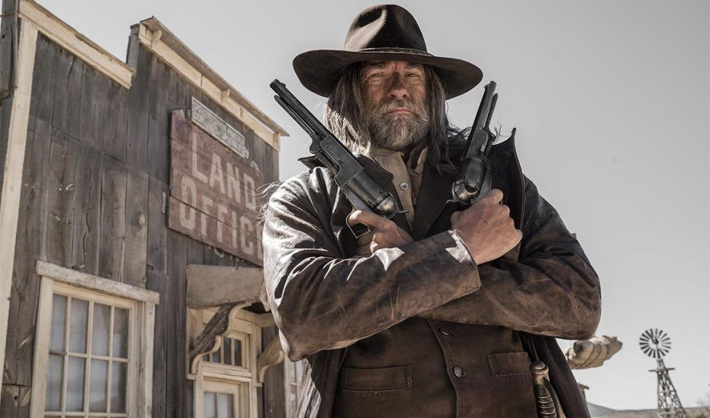 Graham McTavish as The Cowboy/Saint of Killers