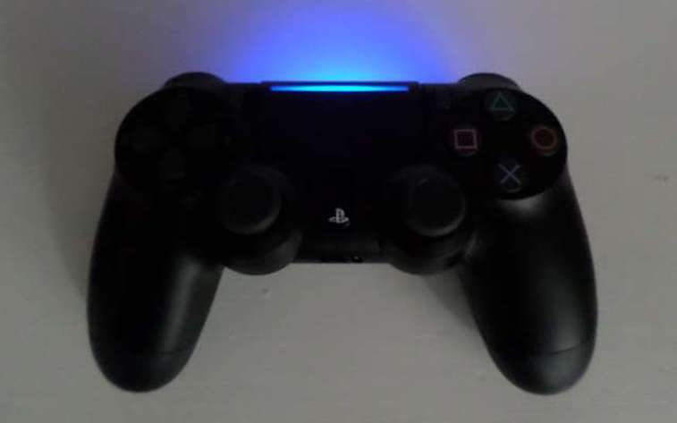 Leaked PlayStation 4 Slim controller