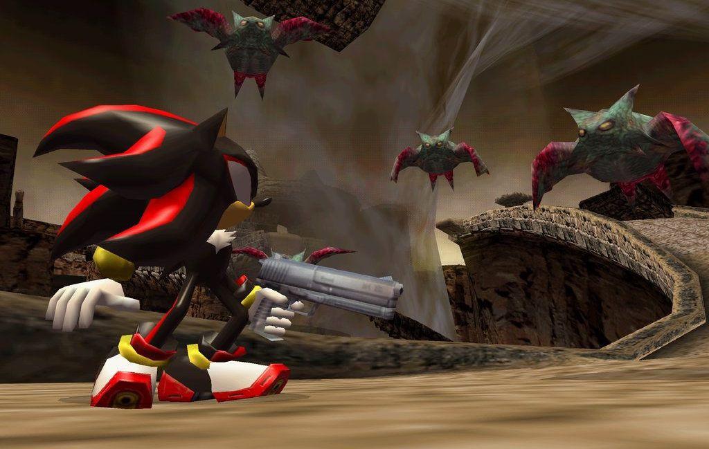 Shadow the Hedgehog in Shadow the Hedgehog