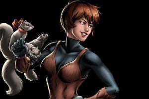 Why We Want a 'New Warriors' Squirrel Girl Series From Marvel