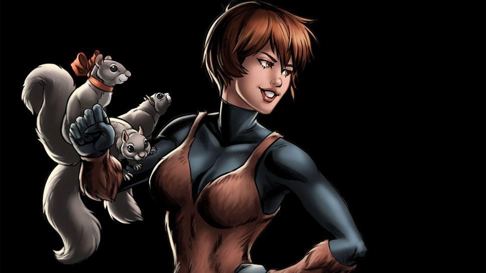 Squirrel Girl - Marvel Comics