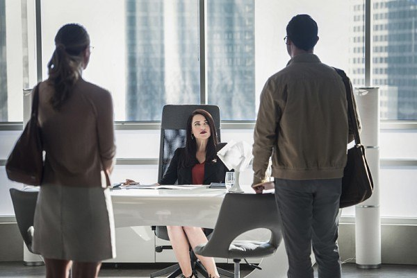 Lena Luthor in Supergirl Season 2   The CW