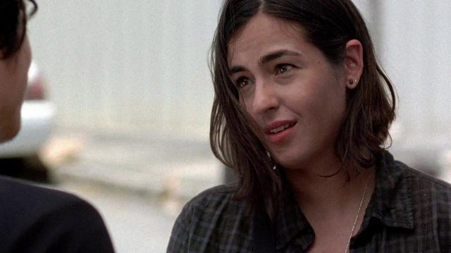 Tara Chambler (Alanna Masterson) in a scene from AMC's 'The Walking Dead'