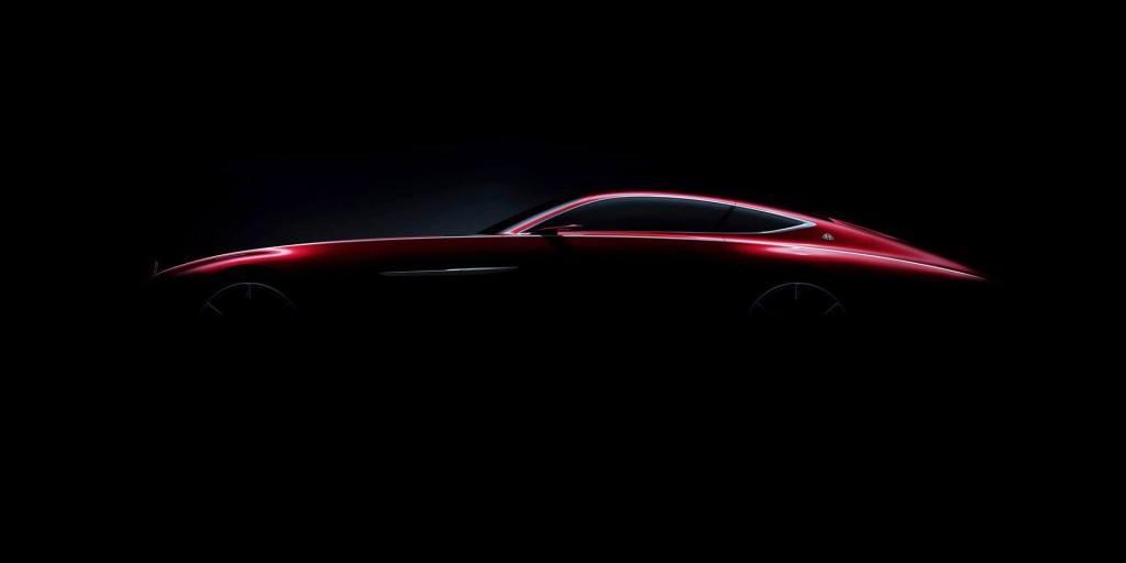 Mercedes-Maybach concept