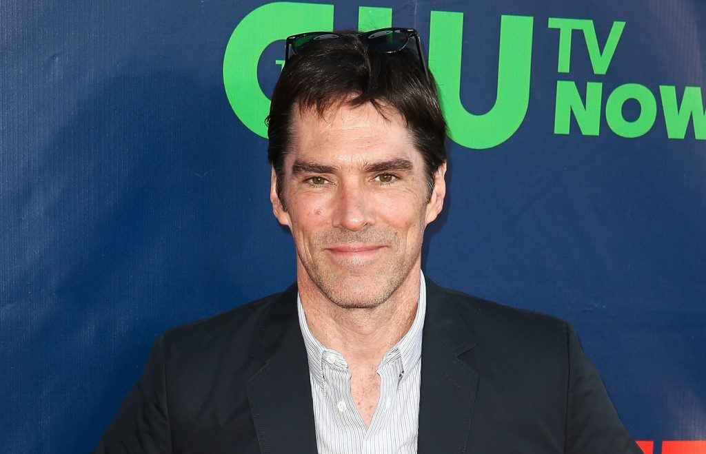 Thomas Gibson |  Imeh Akpanudosen/Getty Images