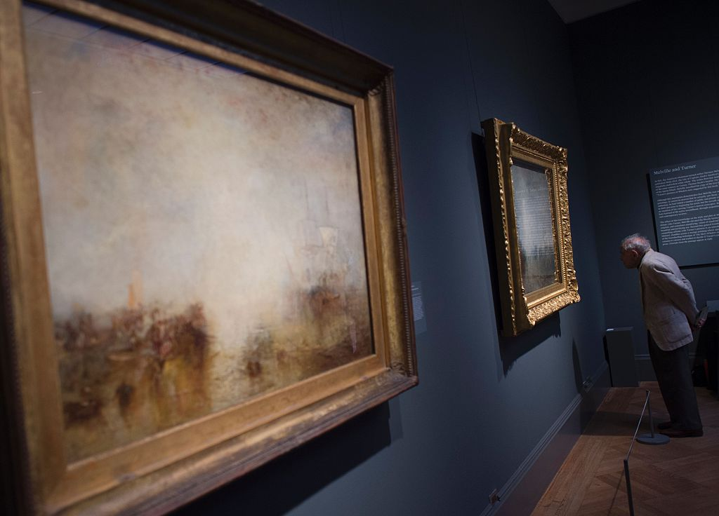 turner at the metropolitan museum of art