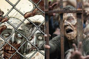 Differences Between 'The Walking Dead' Comics and the Show