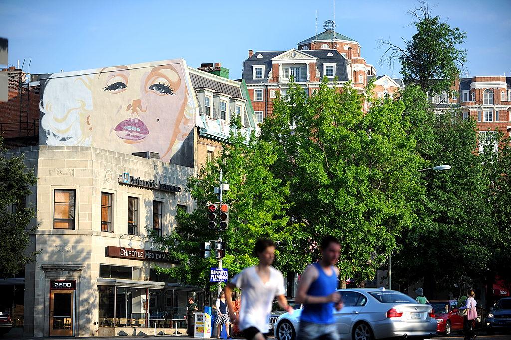 washington dc mural