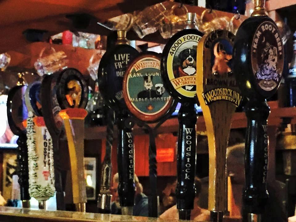 Woodstock Inn, Station & Brewery