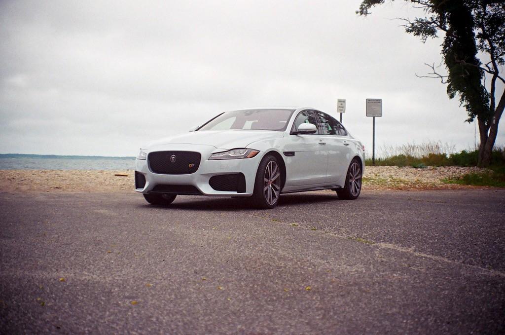 2016 Jaguar XF-S|| James Derek Sapienza/Autos Cheat Sheet