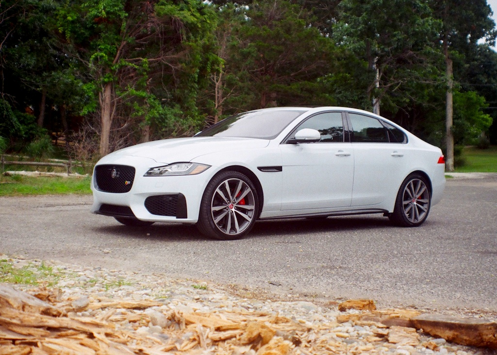 review: the 2017 jaguar xf s is ready to shake up the luxury status