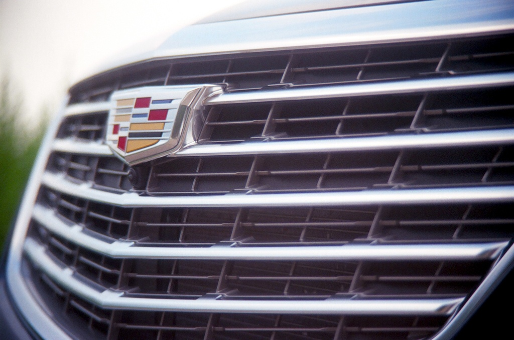 2017 Cadillac XT5|James Derek Sapienza/Autos Cheat Sheet