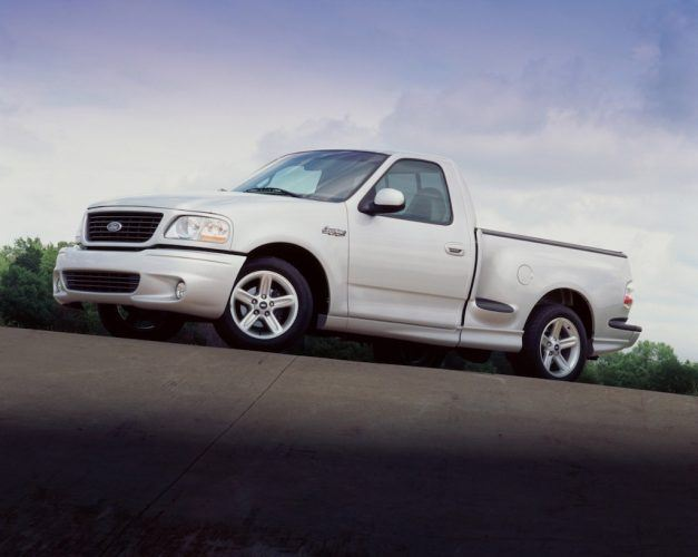 The Ford F-150 has long been America's best selling vehicle, but the 2nd generation of the supercharged SVT Lightning version is the one you want to look for if collecting powerful trucks is your thing   Ford