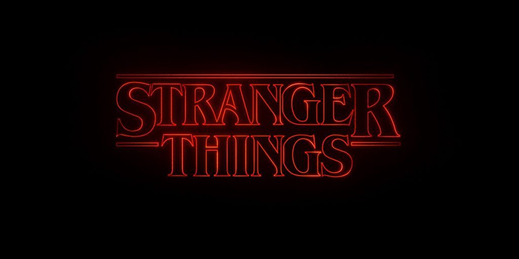 Stranger Things logo | Netflix