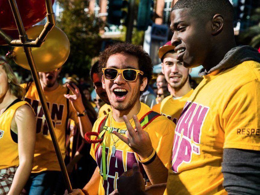 ASU students express themselves