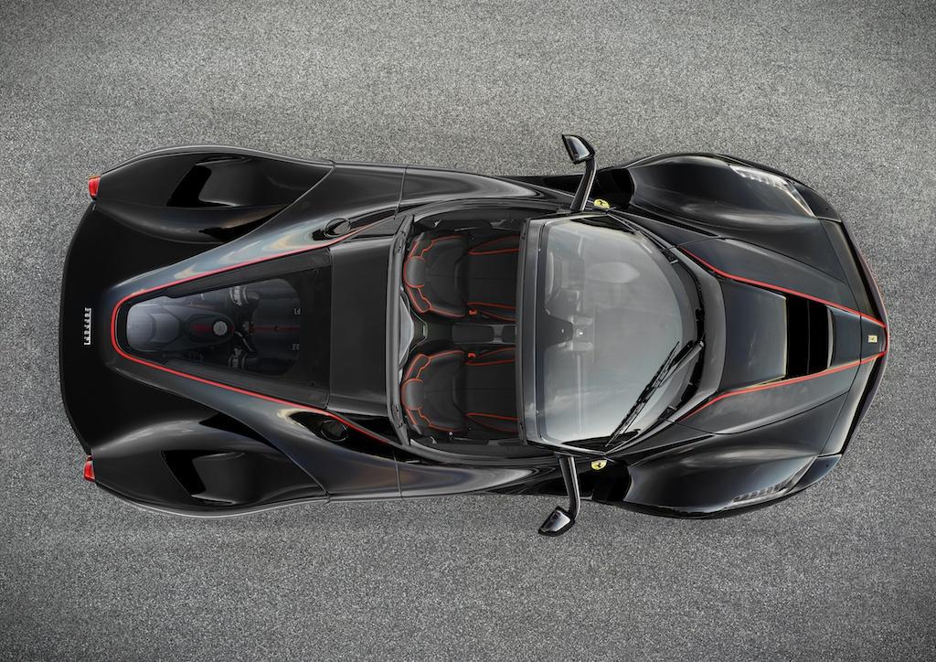 2017 La Ferrari Aperta