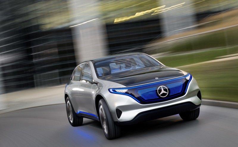 Mercedes-Benz Generation EQ