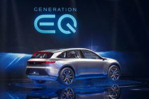 Mercedes-Benz Goes Full Tesla With Electric SUV Concept