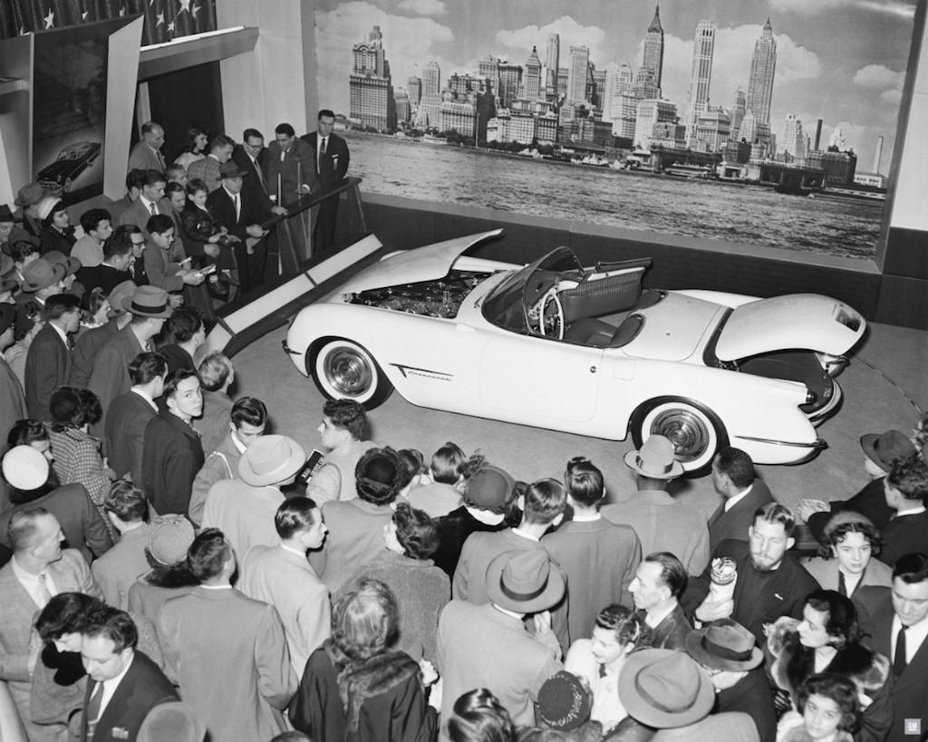 1953 Chevrolet Corvette Motorama concept